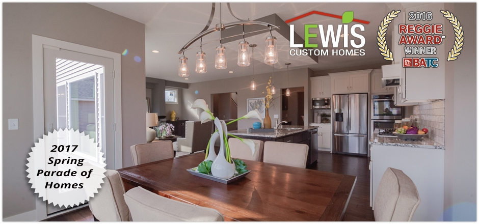 Check out the 3D tour of this 2017 Spring Parade of Homes Lewis Custom Homes property!